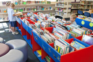OLQP Gladesville library